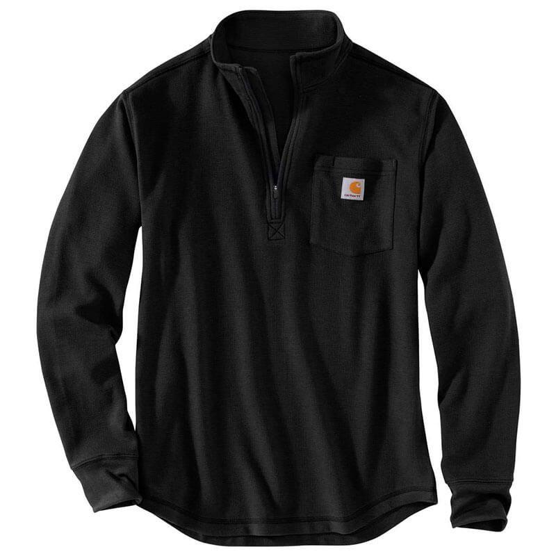 Carhartt Men's Long Sleeve Tilden Half Zip - 103362 - CLOSEOUT