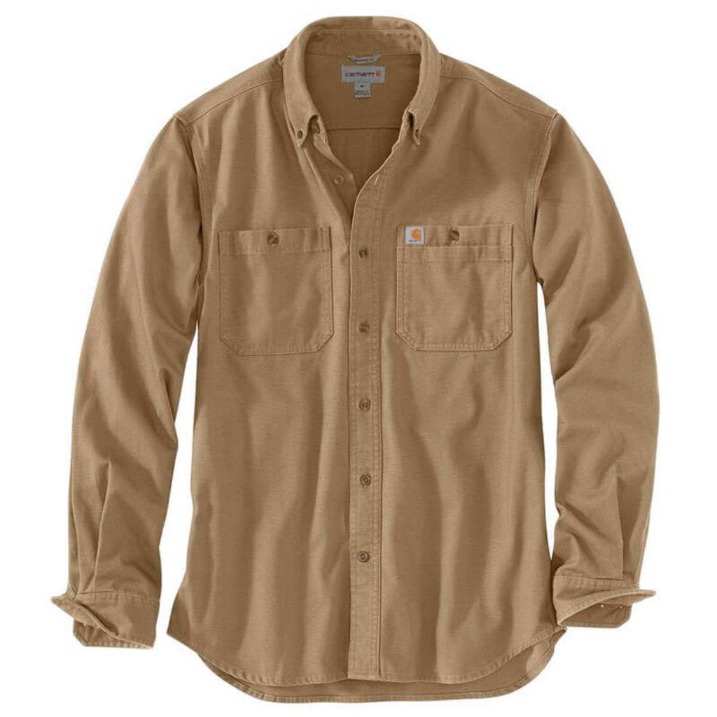 Carhartt Carhartt Men's Rugged Flex Rigby Long Sleeve Work Shirt -  103321 - CLOSEOUT