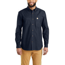Carhartt 103870-Rugged Flex Hamilton Solid LS Shirt- CLOSEOUT