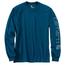 Carhartt K231 - Loose Fit Heavyweight Long-Sleeve Sleeve Graphic T-Shirt - CLOSEOUT
