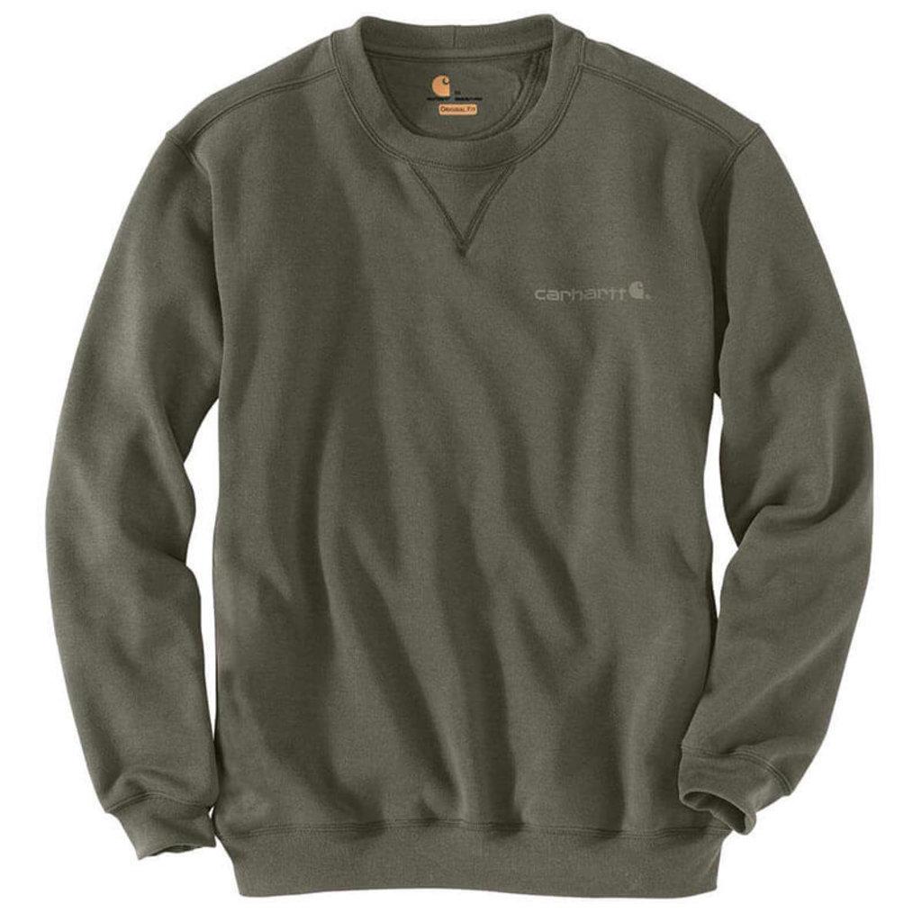 Carhartt Carhartt Men's Midweight Graphic Crewneck Sweatshirt - 103307 - CLOSEOUT