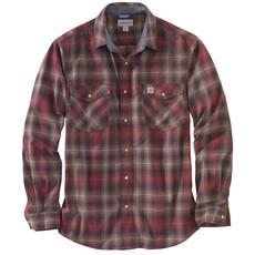 Carhartt Carhartt Rugged Flex® Bozeman Plaid Long Sleeve Shirt 103319 - CLOSEOUT