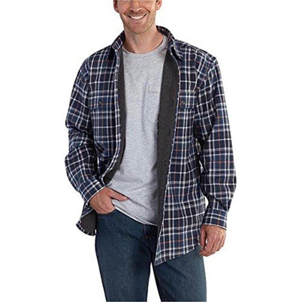 Carhartt Carhartt  Men's Youngstown Flannel Shirt Jac 101464 CLOSEOUT
