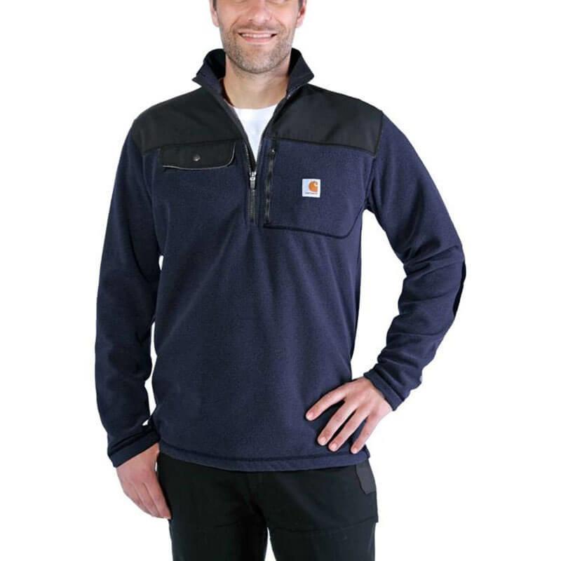 Carhartt Fallon Half Zip Sweater Fleece - 102836- CLOSEOUT