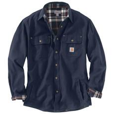Carhartt Carhartt 100590 - Weathered Canvas Long Sleeve Shirt Jac - 100590 - CLOSEOUT