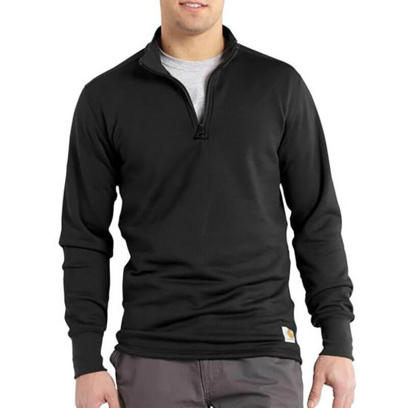 Carhartt 101301 - Base Force® Super-Cold Weather Quarter-Zip Top CLOSEOUT