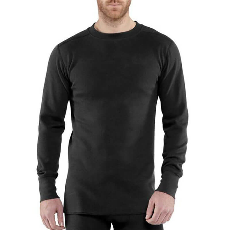 Carhartt Carhartt Force® Heavyweight Cotton Thermal Crew Neck Top- 100639 - CLOSEOUT