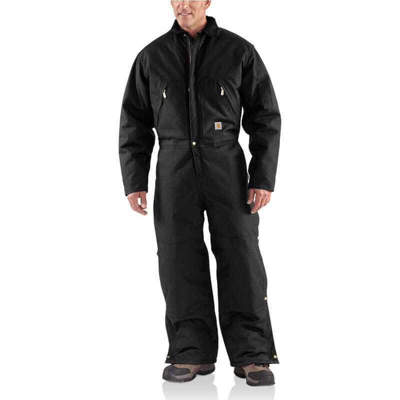 Carhartt Carhartt Extremes® Zip Front Coverall Quilt Lined X06   CLOSEOUT
