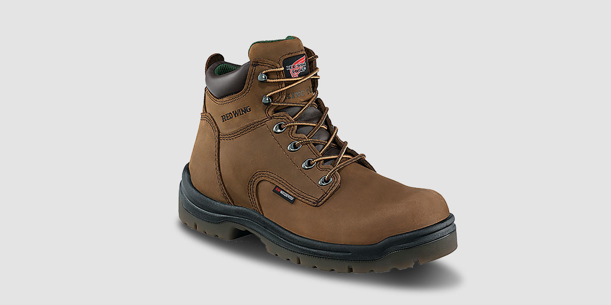 Red Wing Shoes King Toe 2240