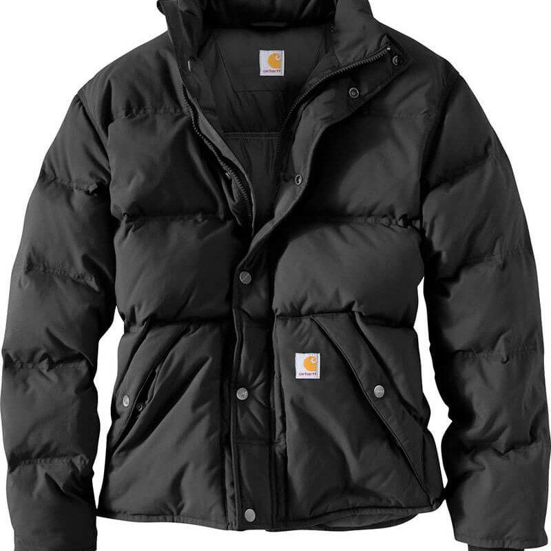 Carhartt Kalkaska Down Traditional Jacket - Quilt Lined- 100117 - CLOSEOUT