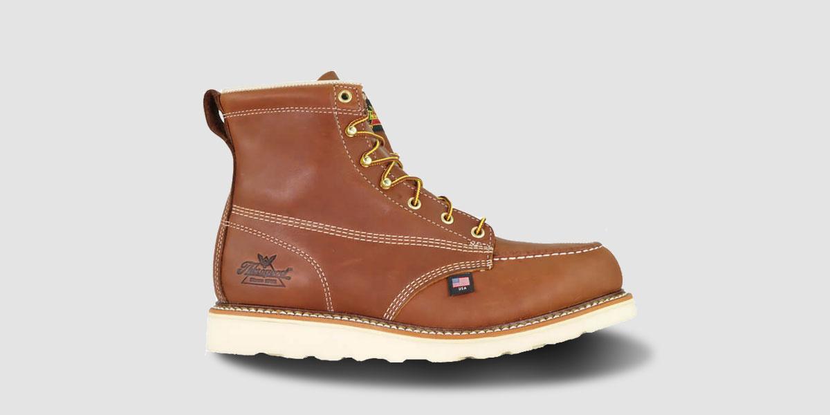 Thorogood Moc Toe Work Boots 804-4200