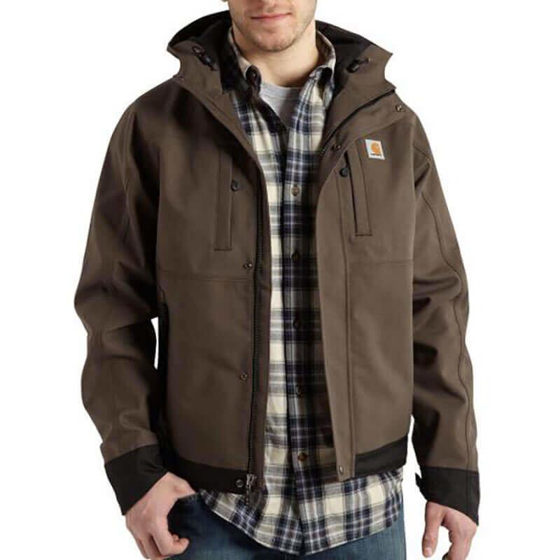 Carhartt Carhartt  Quick Duck® Harbor Jacket - 101442 - CLOSEOUT