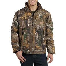 Carhartt Carhartt  Quick Duck® Camo Traditional Jacket Quilt Lined -101444 -CLOSEOUT