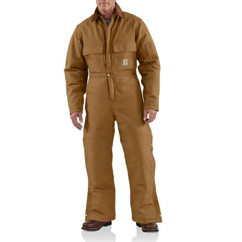 Carhartt Arctic Coverall - Quilt Lined - X02 - CLOSEOUT