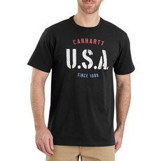 Carhartt 103566 - Lubbock USA Graphic Short Sleeve T-Shirt - CLOSEOUT