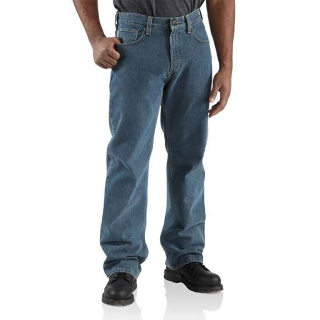 Carhartt Carhartt  Straight Leg Loose Fit Jean - 100066 -CLOSEOUT
