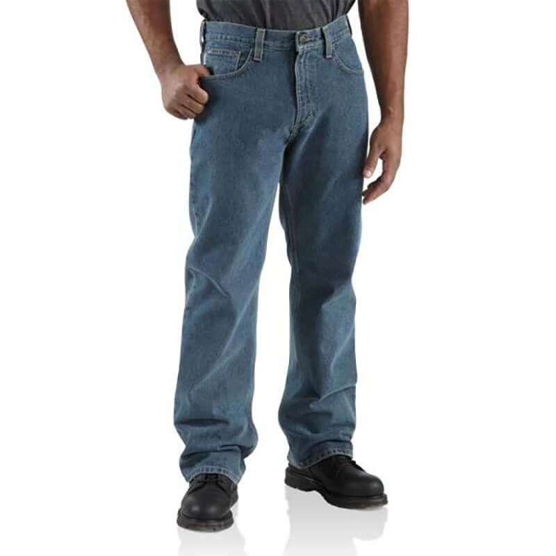 Carhartt Straight Leg Loose Fit Jean - 100066 -CLOSEOUT