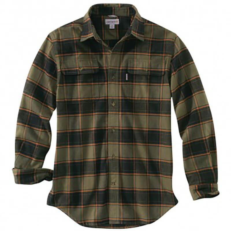 Carhartt Carhartt Men's 102215 Hubbard Plaid Shirt - 102215 - CLOSEOUT
