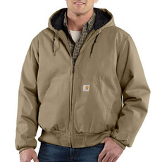 Carhartt Ripstop Active Jac - Quilt Lined- 100108 - CLOSEOUT