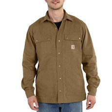 Carhartt Carhartt Full Swing® Cryder Long Sleeve Shirt Jac 101751 - CLOSEOUT