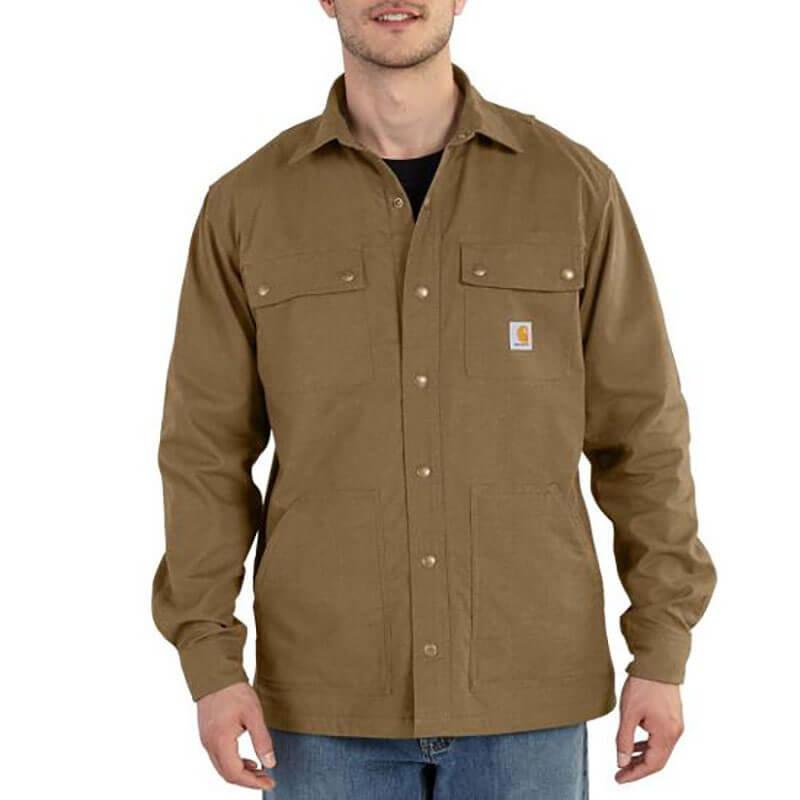 Carhartt Full Swing® Cryder Long Sleeve Shirt Jac 101751 - CLOSEOUT