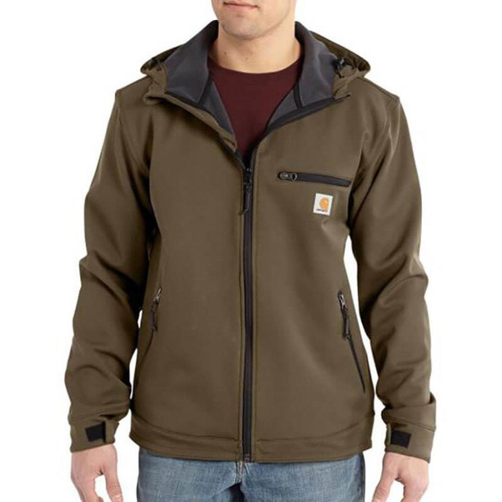 Carhartt Carhartt Crowley Nylon Hooded Jacket  101300 - CLOSEOUT