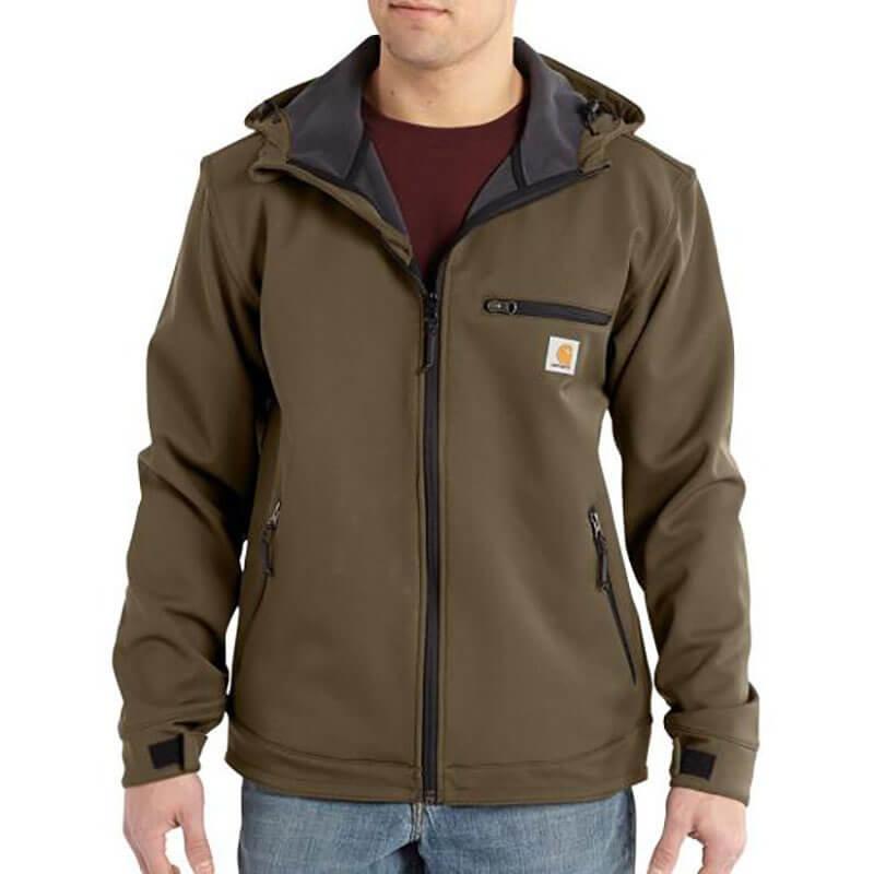 Carhartt Crowley Nylon Hooded Jacket  101300 - CLOSEOUT
