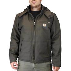 Carhartt Carhartt Livingston Quick Duck® Jacket Fleece Lined 101441 - CLOSEOUT