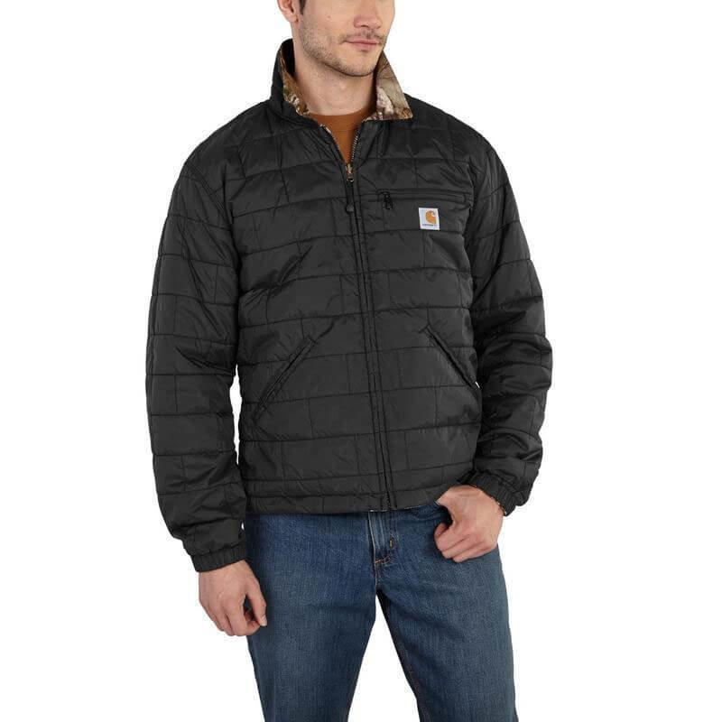 Carhartt Carhartt  Woodsville Jacket Fleece Lined 101740 - CLOSEOUT