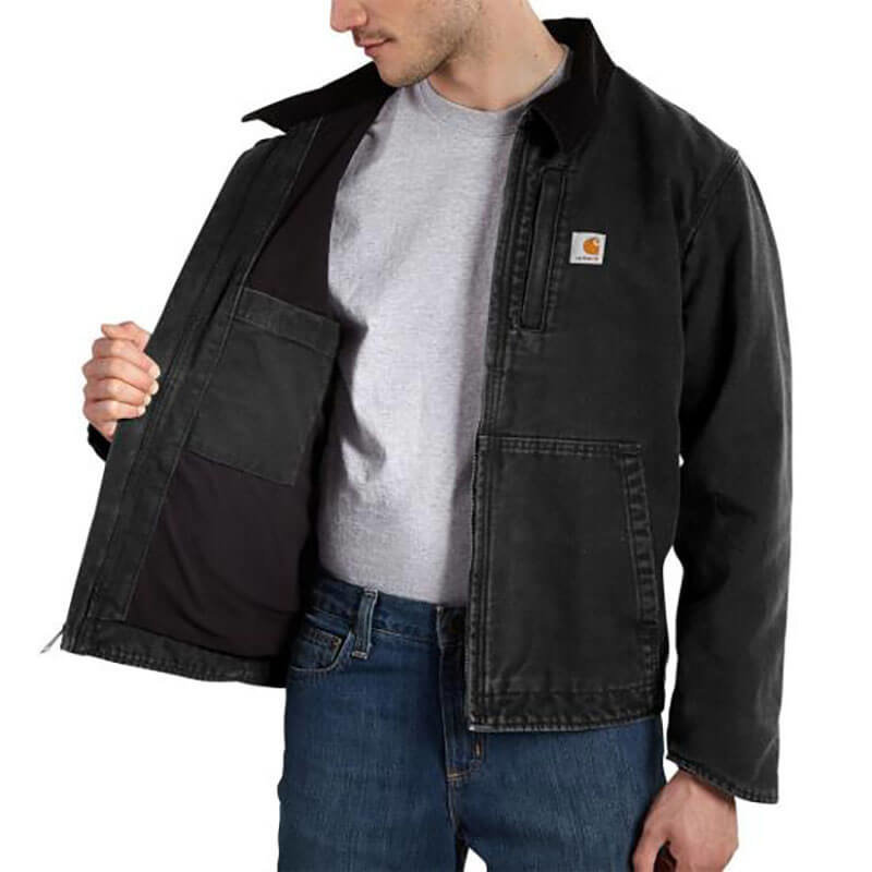 Carhartt Full Swing® Armstrong Jacket Sherpa Lined -102359 - CLOSEOUT