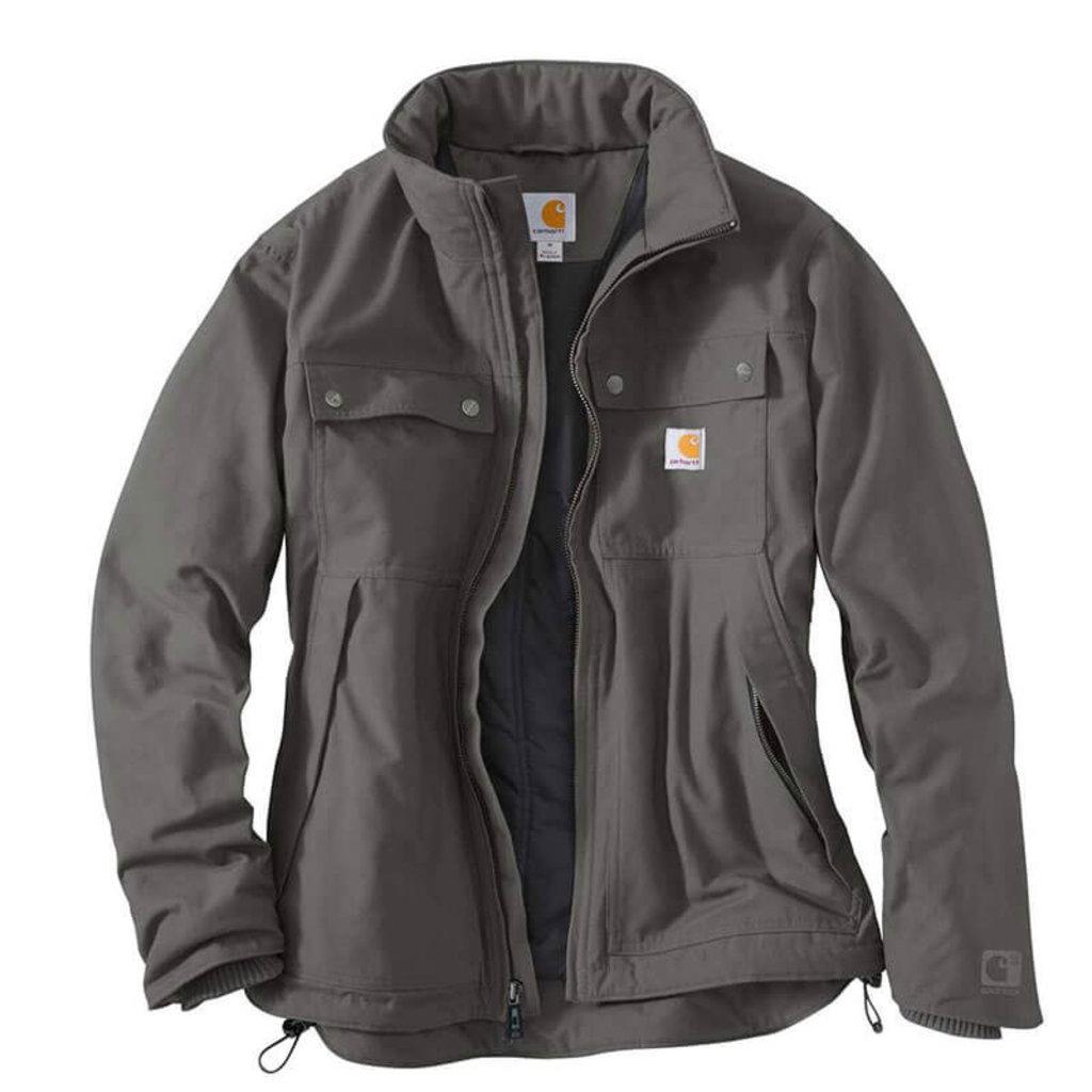 Carhartt Carhartt Men's Quick Duck Jefferson Traditional Jacket - 101492 - CLOSEOUT