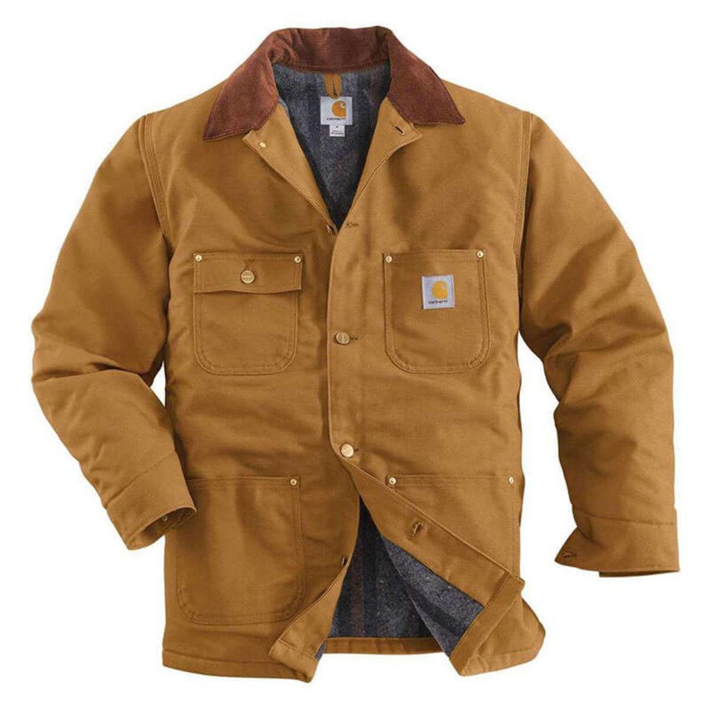 Carhartt Carhartt Men's Duck Chore Coat - C001 -CLOSEOUT