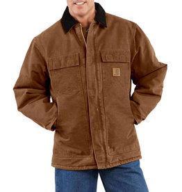 Carhartt Carhartt Men's Sandstone Traditional Coat- C26 -CLOSEOUT