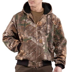 Carhartt Carhartt Camouflage Active Jacket - Thermal Lined - J220 - CLOSEOUT