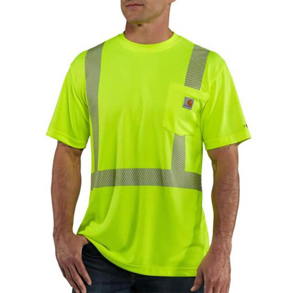100495 - High-Visibility Force Short-Sleeve Class 2 T-Shirt