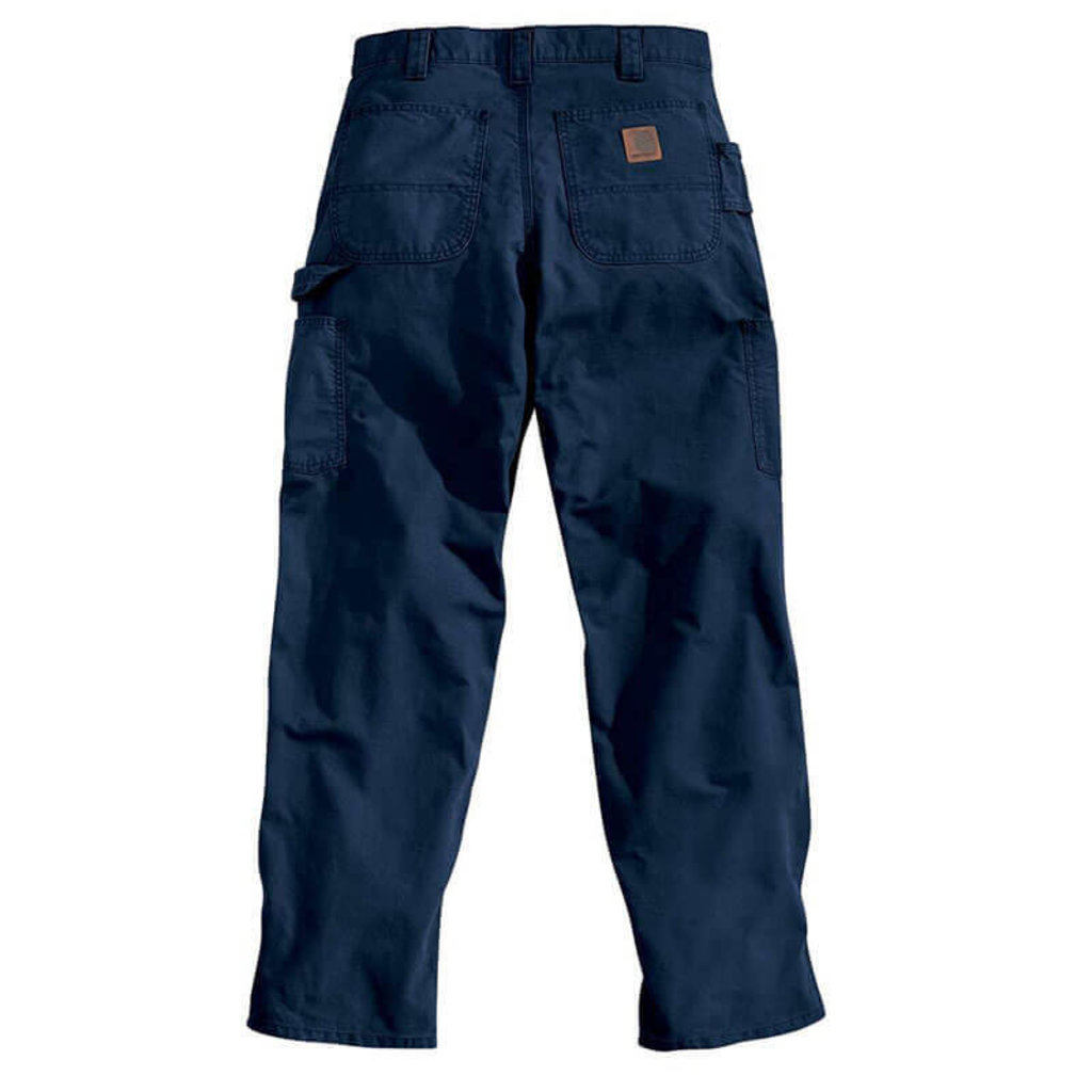 Carhartt B151-NVY - Loose Fit Canvas Utility Work Pant