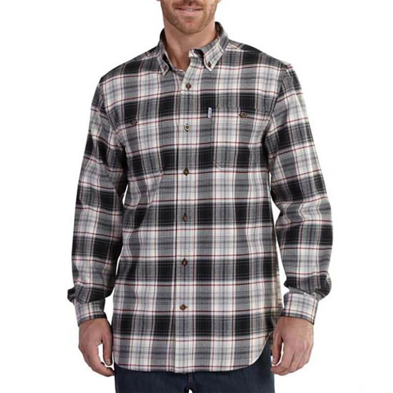 Carhartt Trumbull Plaid Shirt -  101747 - CLOSEOUT