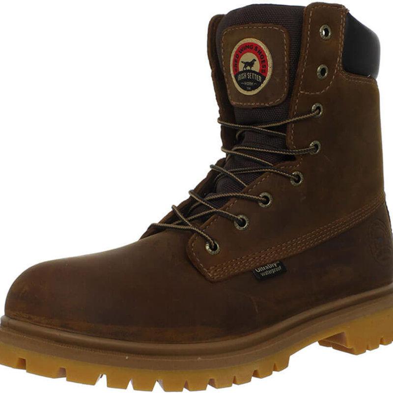 "Irish Setter Men's 83815 8"" Work Boot- CLOSEOUT"