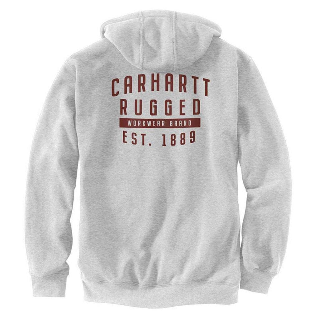 Carhartt 104442 - Original Fit Midweight Hooded Rugged Workwear Sweatshirt