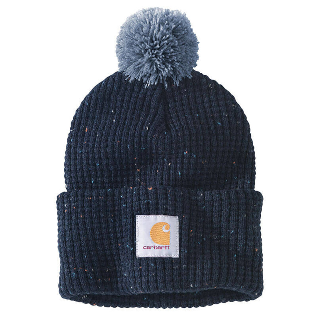 Carhartt Carhartt Pom Pom Rib Knit Beanie 104935