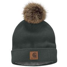 Carhartt 104401 - AH401 W Knit Flce Lnd Hat