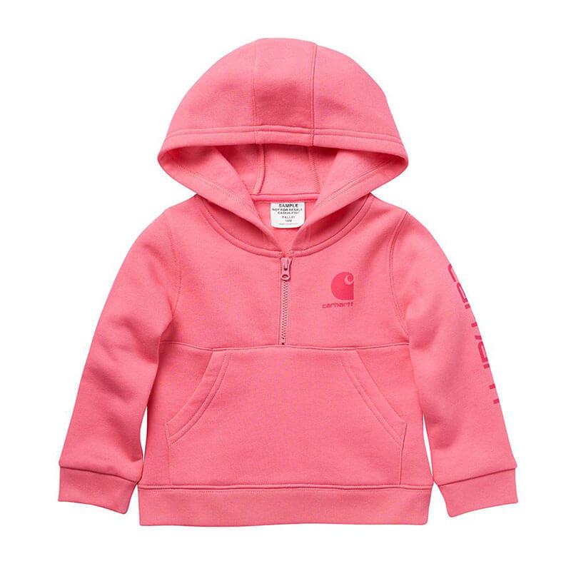 Carhartt CA9828 - Half-Zip Hooded Sweatshirt