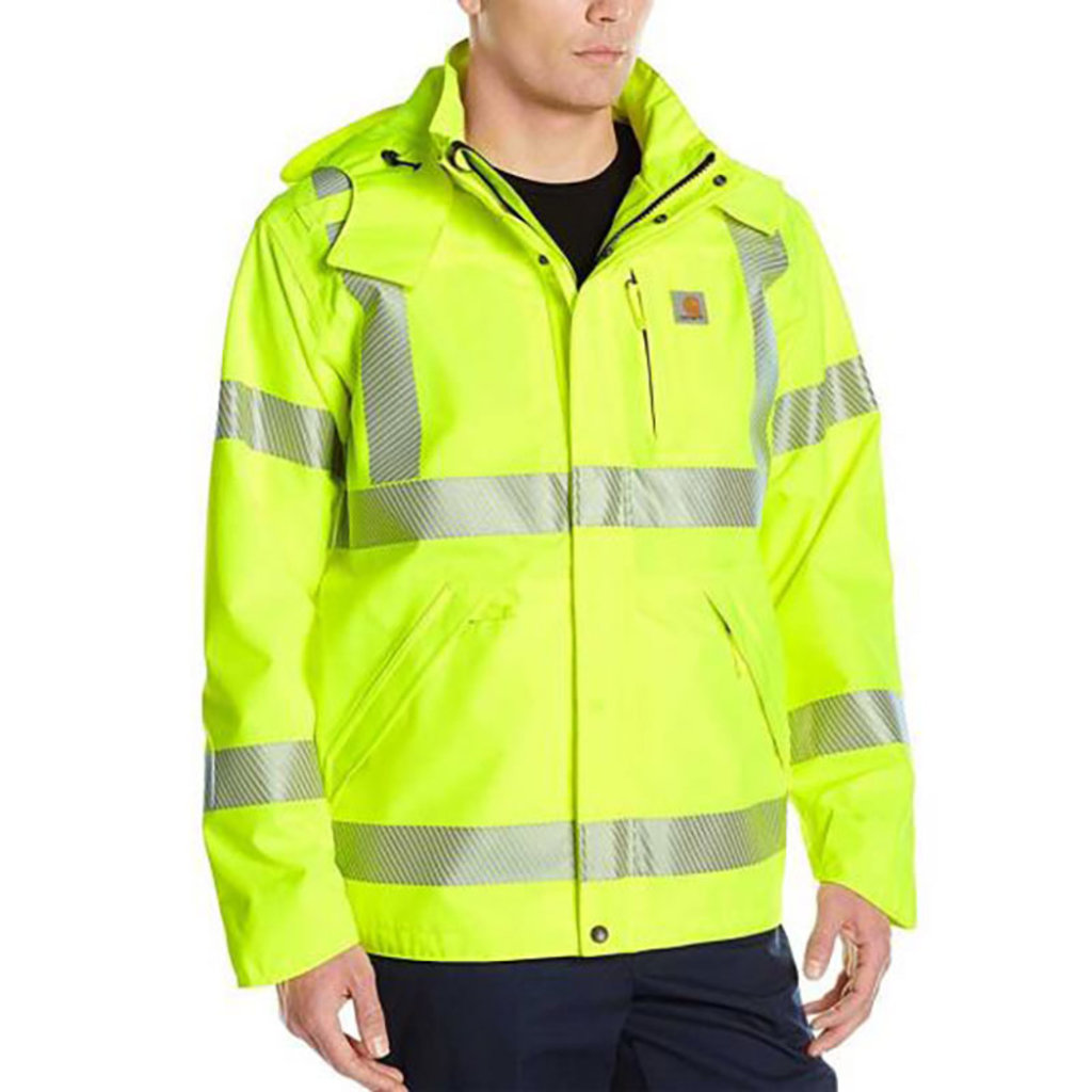 100499 - High-Visibility Class 3 Waterproof Jacket