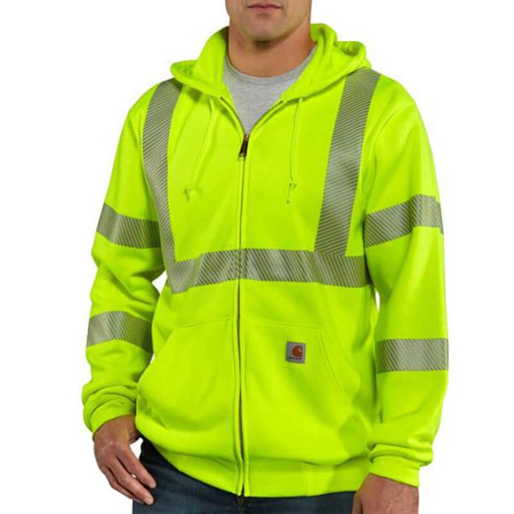 100503 - High-Visibility Class 3 Sweatshirt
