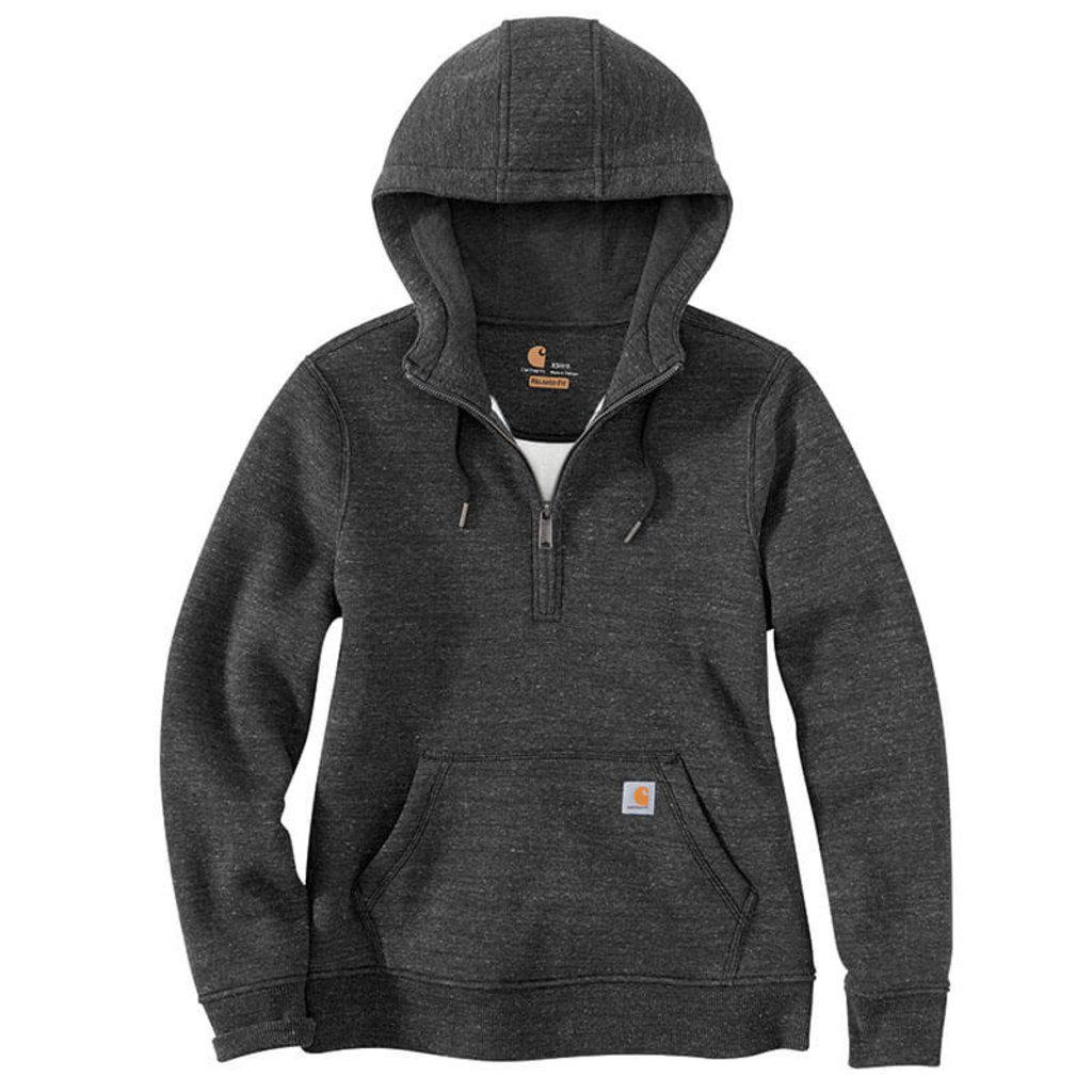 Carhartt 103240 - Clarksburg Half Zip Hooded Sweatshirt
