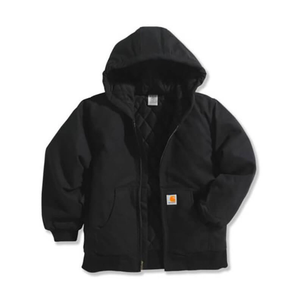 Carhartt CP8417 - Canvas Insulated Hooded Actve Jacket