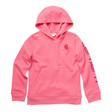 Carhartt CA9835 - Fleece Long-Sleeve Graphic Sweatshirt
