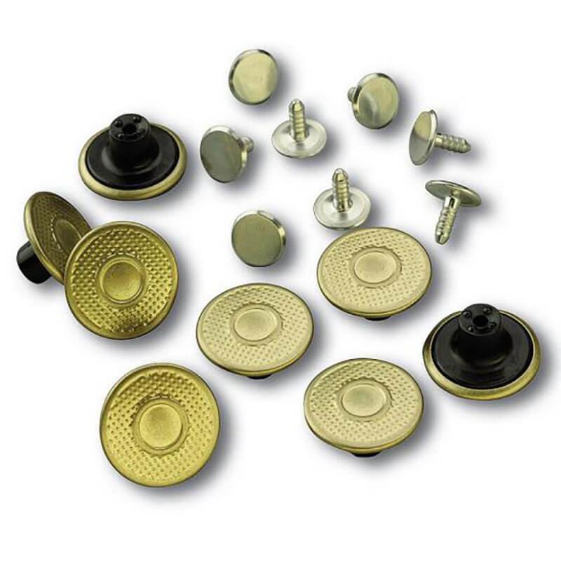 Carhartt A135 - M Extra Buttons