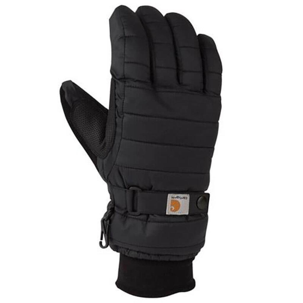 Carhartt WA575 - Waterproof Insulated Quilted Knit Cuff Glove