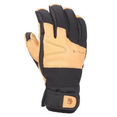 Carhartt A704 - Storm Defender® Insulated Softshell / Leather Secure Cuff Glove
